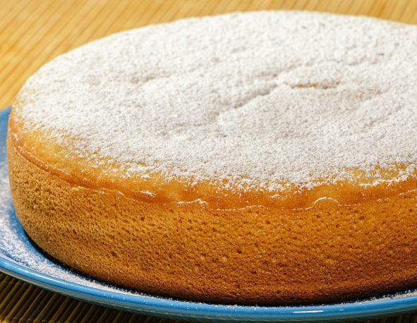 Zero glutine, zero lattosio: la torta soffice con la farina di riso