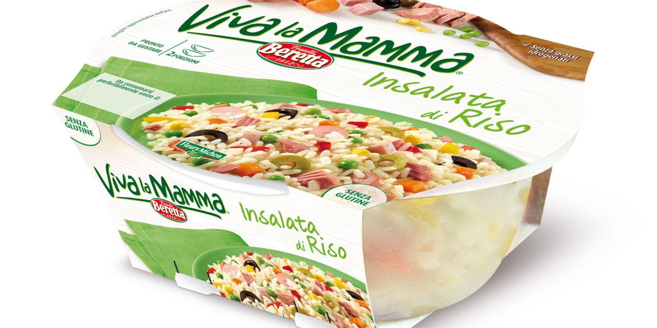 """Richiamata insalata di riso """"Viva la Mamma"""": contiene glutine"""